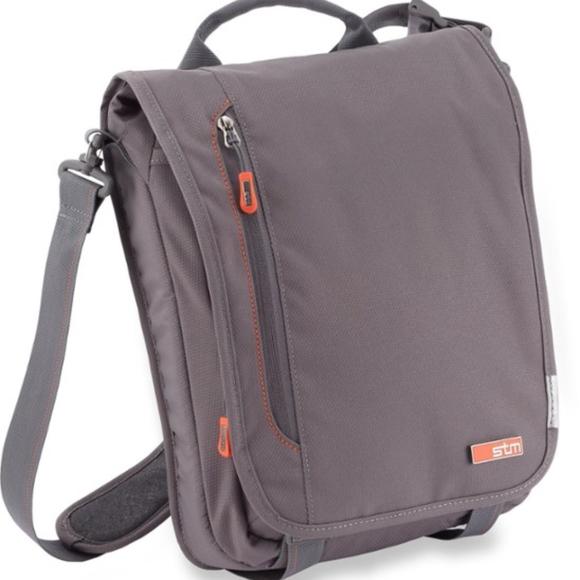 9fdf2516e2 STM Linear shoulder crossbody bag w/sleeve iPad